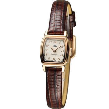 玫瑰錶 Rosemont 骨董風玫瑰系列時尚腕錶 TRS46-05-BR