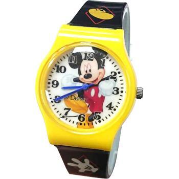 【Disney迪士尼】卡通錶(大) - 俏皮米奇