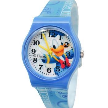 【Disney迪士尼】卡通錶 - 開心唐老鴨