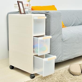 IKLOO宜酷屋_日系可移式細縫收納櫃