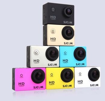 SJCAM SJ4000 1080P運動防水DV攝影/相機/行車記錄器/(正版原廠貨)