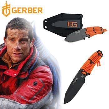 Gerber 貝爾求生系列傘繩固定直刀(泡殼)