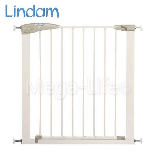 英國林登Lindam-加寬型易開式雙向門護欄