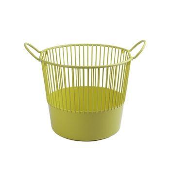 【將將好收納】米納洗衣籃-2入(3色可選)