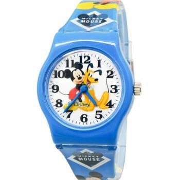 【Disney迪士尼】卡通錶(中) - 米奇好朋友