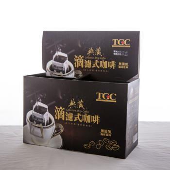 【TGC】典藏-綜合特調滴濾式咖啡36入/3盒
