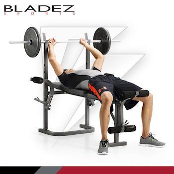 BLADEZ BW-11多功能舉重床/重量訓練椅