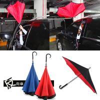 雨傘新革命 雙層抗UV不滴水反向傘