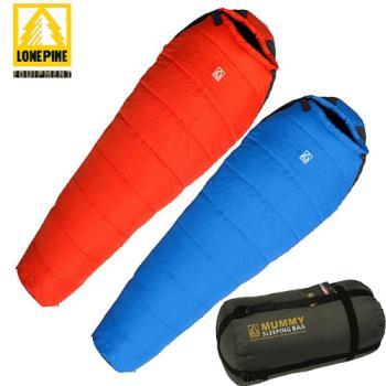 澳洲LONEPINE 可拼接防水極地保暖睡袋(兩色任選)