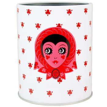 ANNA SUI 安娜蘇 Dolly洋娃娃收納桶
