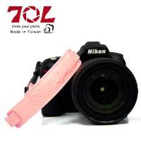 70L SWL1201 COLOR WRIST STRAP 真皮彩色相機手腕帶(甜美粉)