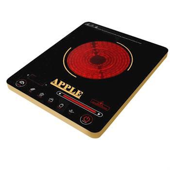 APPLE蘋果牌 超薄觸控式不挑鍋電陶爐 AP-i3818贈石頭鍋組