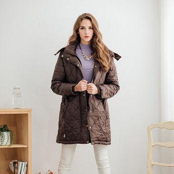 Corpo X 3M科技羽絨機能長大衣