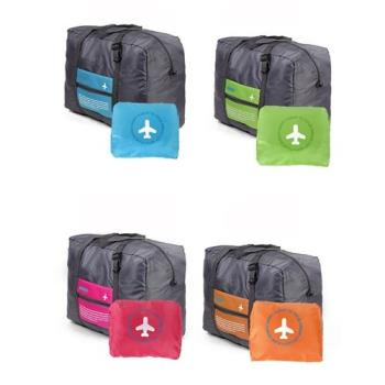 [fun bag]韓版 防水折疊式多功能旅行收納袋
