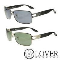 【Lover】精品方框太陽眼鏡(9301-兩款選擇)