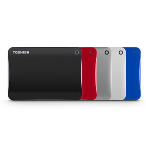 Toshiba Canvio Connect II V8 1TB USB3.0 2.5吋行動硬碟 五行碟