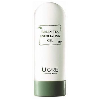 U CARE 綠茶去角質凝露 100ml(加贈U CARE體驗包*3)