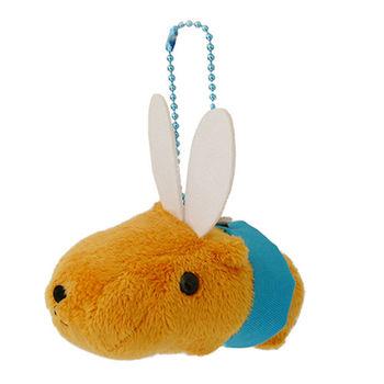 Kapibarasan 水豚君童話故事系列吊飾 水豚白兔