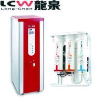 【LCW 龍泉】數位單熱桌上型開水機+殺菌型逆滲透純水機 (LC-026A+LC-R-107)