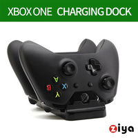 [ZIYA] XBOX ONE 遊戲手把/遙控器手把充電座/座充組合 贈送電池2入