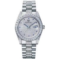 奧林比亞之星 Olympia Star-璀燦晶鑽錶(白金色39mm)893291DW