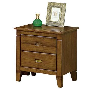 時尚屋 [G16]巴比倫1.8尺黃檀實木床頭櫃G16-053-3