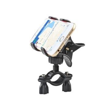自行車 手機支架 GPS 導航 雙夾口360度旋轉