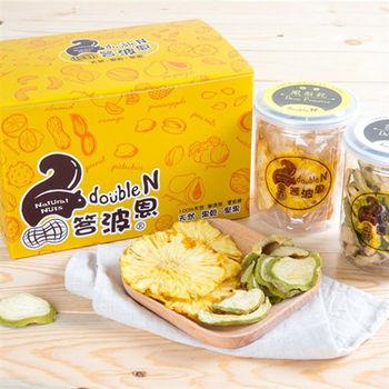 《答波恩》果乾禮盒(鳳梨乾+芭樂乾)
