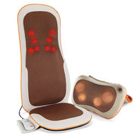 BH 3D摩舒師按摩椅墊S750+摩力枕S50