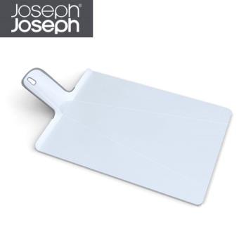 《Joseph Joseph英國創意餐廚》輕鬆放砧板(大白)-60041