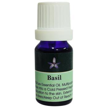 Body Temple有機羅勒(Basil)芳療精油10ml