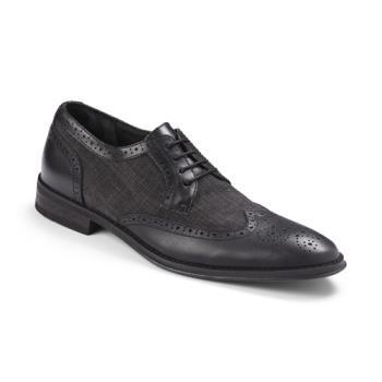 【美國VIONIC法歐尼】健康美體時尚鞋 Roth-羅斯(黑色)