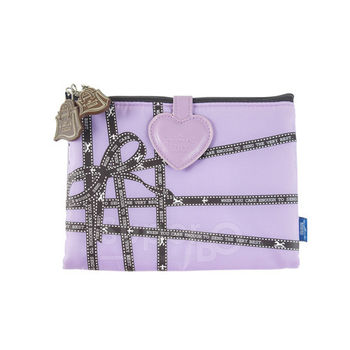 【SuperBO】Hallmark 母子手帳(紫)