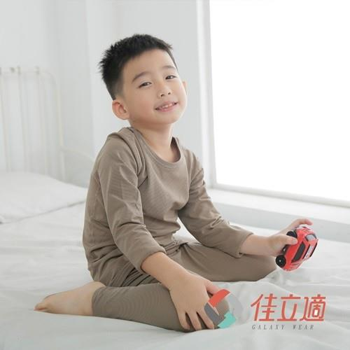 3M 佳立適 蓄熱保暖褲 兒童 卡其色