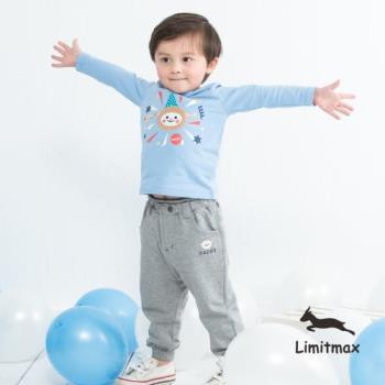 【Limitmax。米樂親子時尚】微笑羊百搭休閒褲