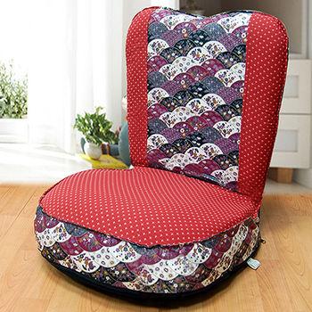 【KOTAS】妮特日式休閒和室椅(紅)