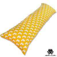 《M.B.H─尼瑪樂園》長型抱枕(黃)