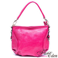 DF Flor Eden  花漾情蜜真皮2用式側背包