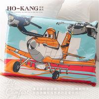 HO KANG 經典卡通 100%天然幼童乳膠枕-飛機總動員