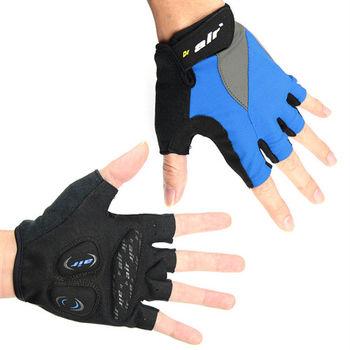DR. AIR 第二代氣墊避震手套-寶藍(L)