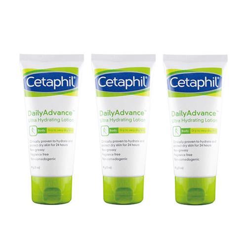 Cetaphil舒特膚 ERC5強護保濕精華乳(85g) 3入組(加贈舒特膚試用品*3)