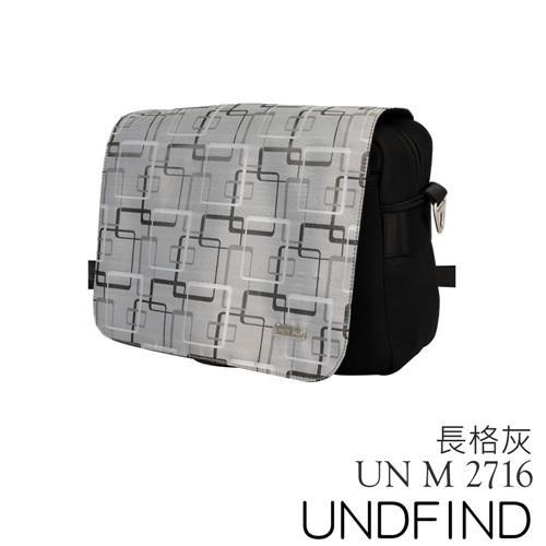UNDFIND UN-2716(M) 時尚多功能攝影包-長格灰 UN-2716-M4
