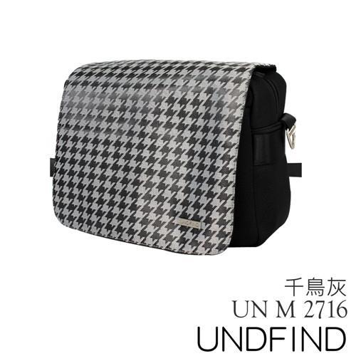 UNDFIND UN-2716(M) 時尚多功能攝影包-千鳥灰 UN-2716-M2