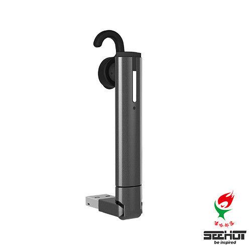 SEEHOT嘻哈部落 BT4.1 雙待機智慧型車用單耳立體聲藍牙耳機