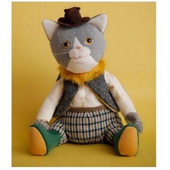 日本 BRUNO 療癒系動物造型互動音響 -  貓咪-行動