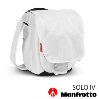 Manfrotto 曼富圖 SOLO IV 單眼槍套包-白色
