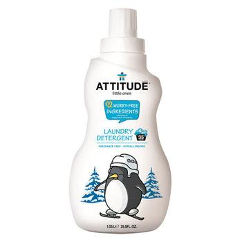 【加拿大 ATTITUDE 艾特優】嬰幼兒洗衣精-無香味 AM12033