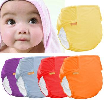 COTEX可透舒 環保布尿布 防水透氣尿布兜10件組