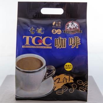 【TGC】台灣華山咖啡2-1分享包5袋599元-行動