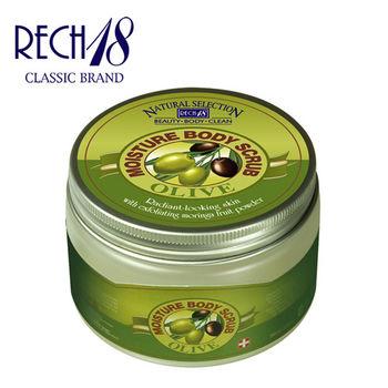 RECH18 野生橄欖美體去角質霜 360ml